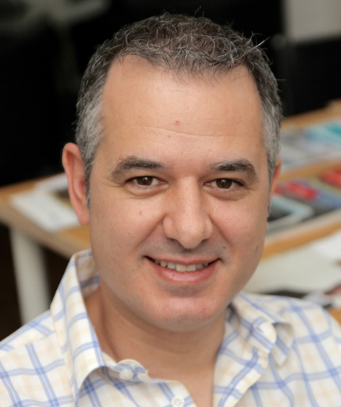 Image of Nick Haralambopoulos, Managing Director at ECA