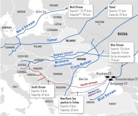 Scrapping South Stream – Turkey unlikely to become a true gas hub