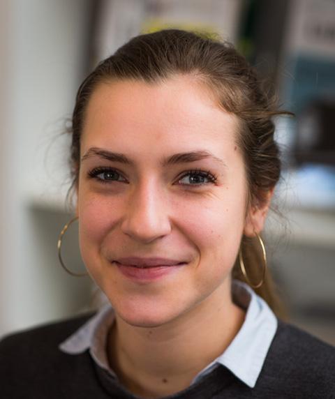 Image of Salome Drouard, Analyst at ECA