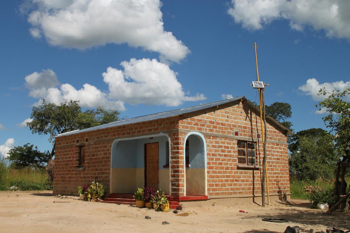 Development of solar energy programme Zambia