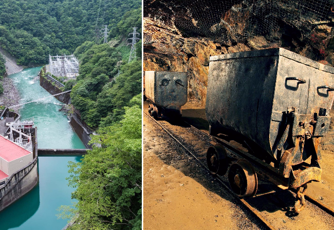 The transformative potential of power supply to mines