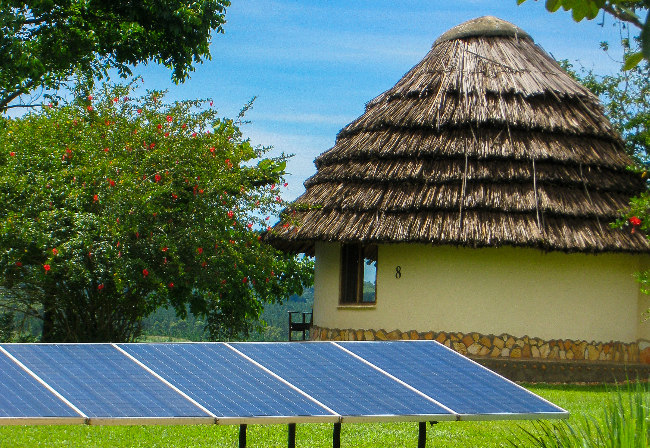 Uganda fiscal policy options for household solar systems