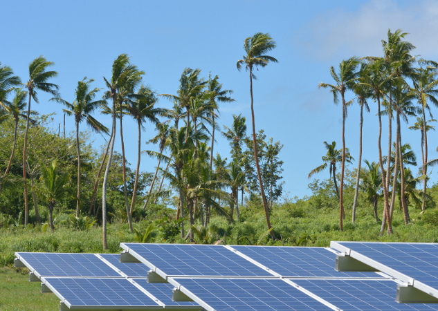Review of rooftop solar pricing in Fiji