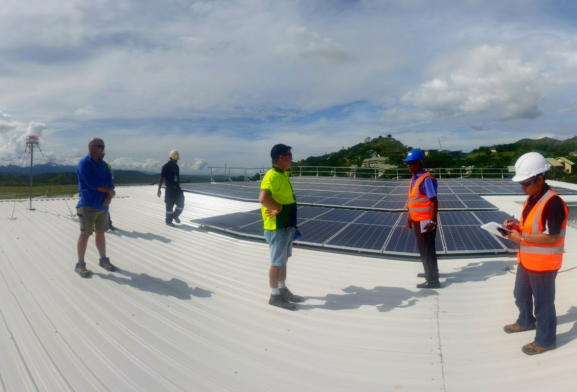 Rules for connection of solar PV generation in Papua New Guinea