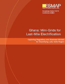 Ghana: Mini-Grids for Last-Mile Electrification