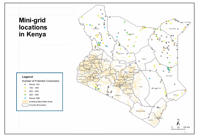 Regulation for Kenyan mini-grids