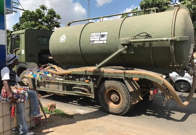 Lusaka sanitation market design