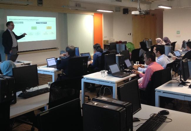 Capacity building workshop for the Malaysian energy regulator