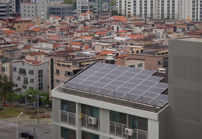 Solar training in Cambodia