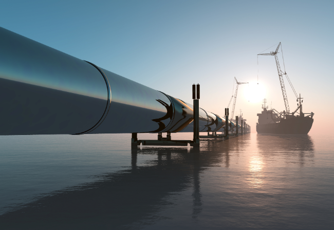 Feasibility study of the Ionian Adriatic Pipeline