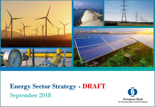ECA's regional power dispatch model contributes to EBRD's energy sector strategy