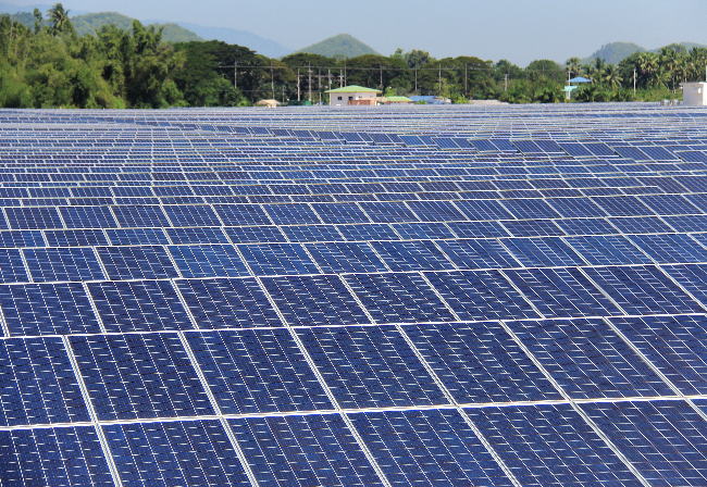 Sierra Leone grid-connected solar power through Private Sector Investment