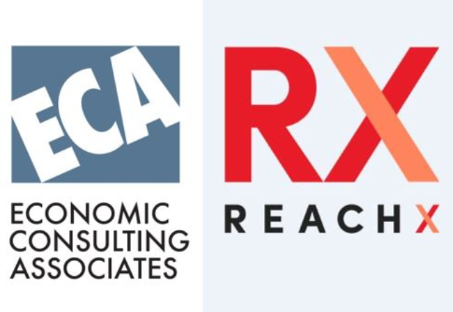 ECA logo and RX Reach logo