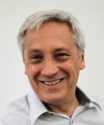 Image of Ray Tomkins, Chairman at ECA