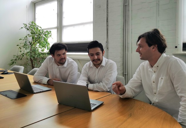 Introducing our 3 new team members